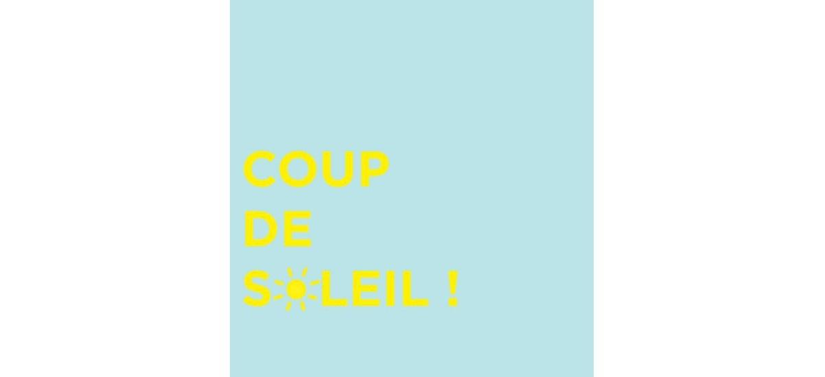 Coup de soleil ! – 02/07 au 12/09 – Galerie Provost-Hacker, Lille