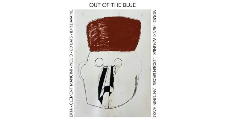 Out of the Blue – 04 au 28/06 – Galerie Slika, Lyon