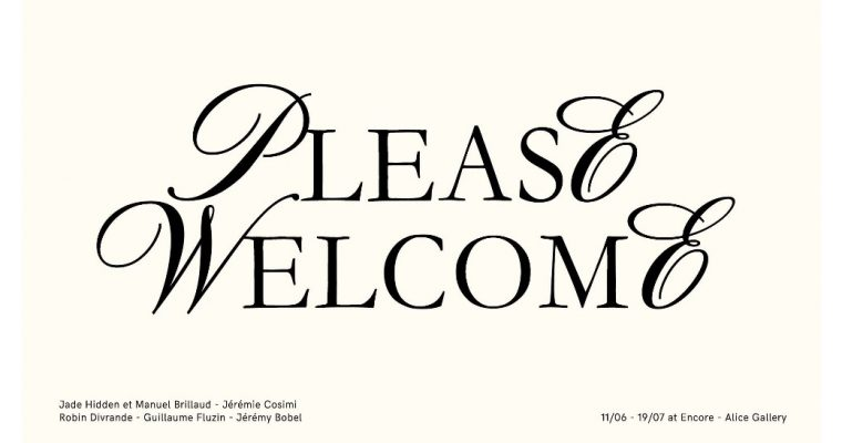 Please Welcome – Encore Brussels