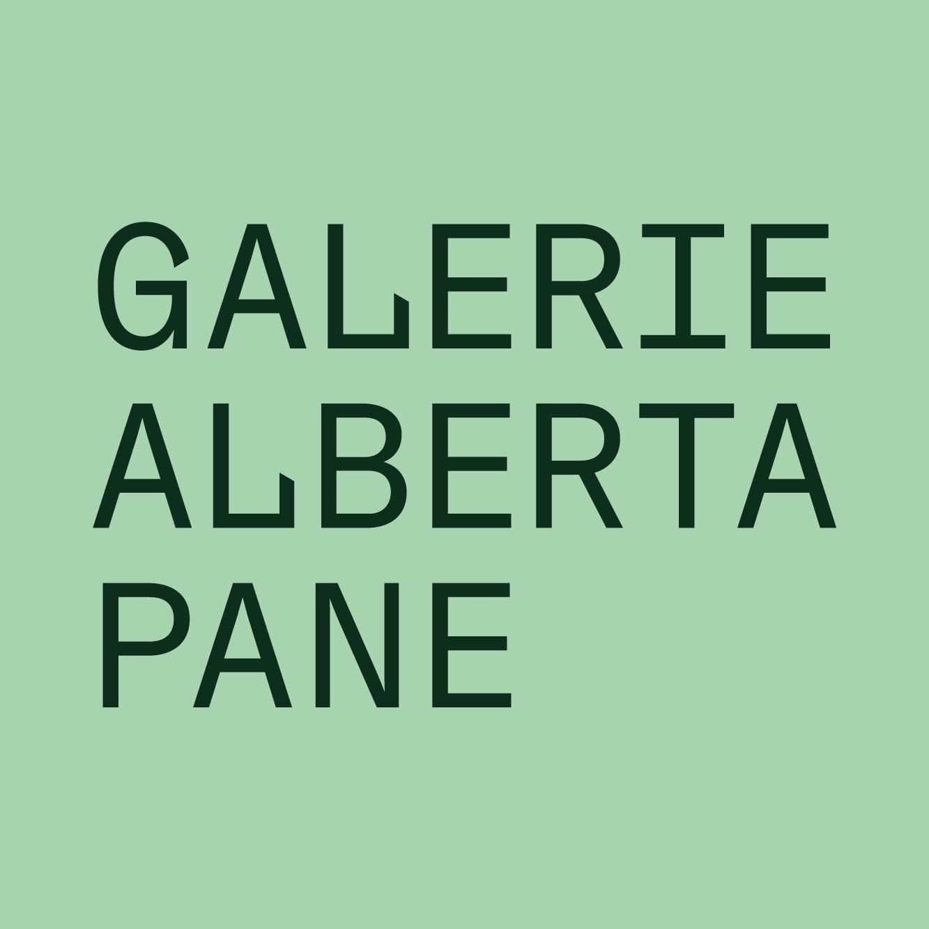 GALERIE ALBERTA PANE
