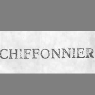 CHIFFONNIER