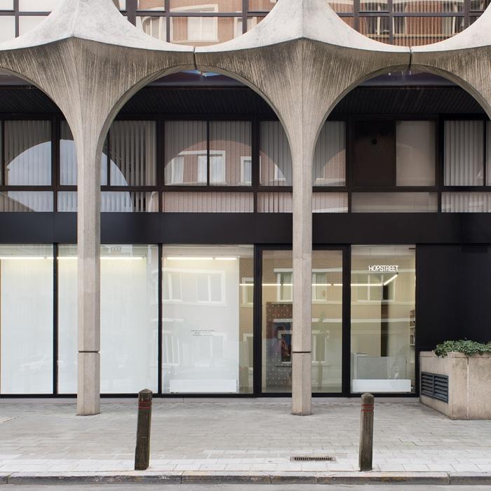 Hopstreet Gallery Brussels